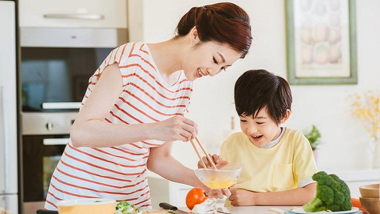 親子樂廚,美味遊戲從廚房開始